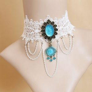Royal Lace Choker