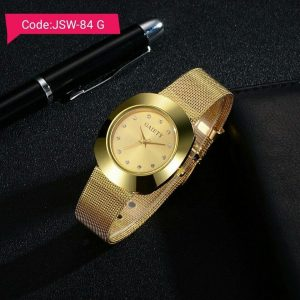 Silver and Gold Watches For Women