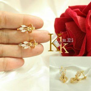 Daily Wear Earrings Gold Designs