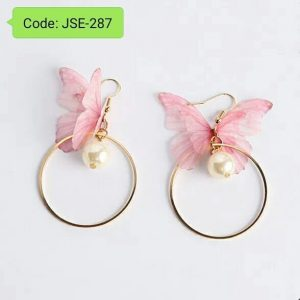 New brand designer rhinestone simulated pearl earrings