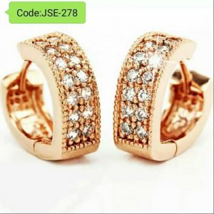 New brand designer rhinestone simulated pearl earrings