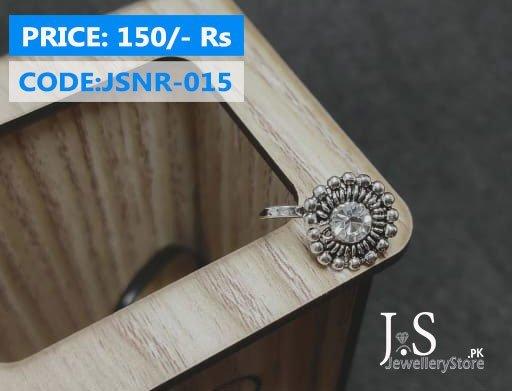 Unique Design Round Shape Nose Ring Price In Pakistan J S
